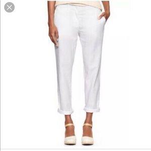 Gap white khaki